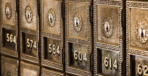 Cassette banca - Avvocato Alessia Manente